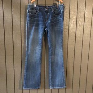 Vigoss  Women's  The New York  Boot Cut Jeans 32